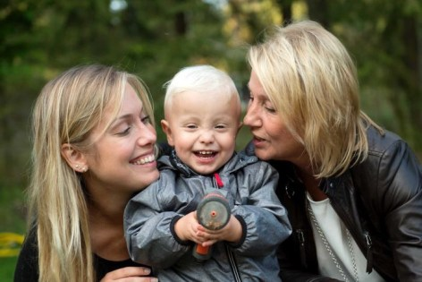 The Many Wonders Of Science! Woman's Womb Doubles Duty First For Daughter, Then Grandson