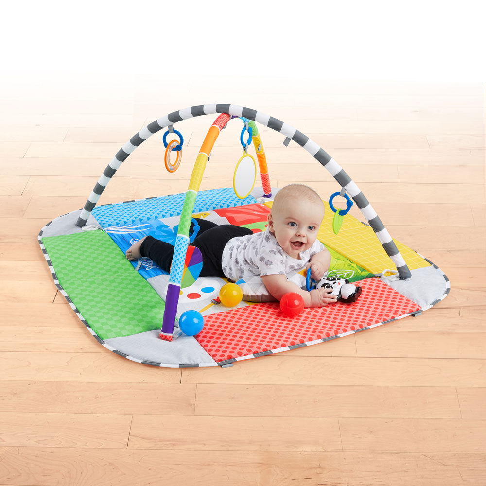 Babies R Us Play Mat Patch 39;s 5 In 1 Color Playspace Activity Play Gym Ball
