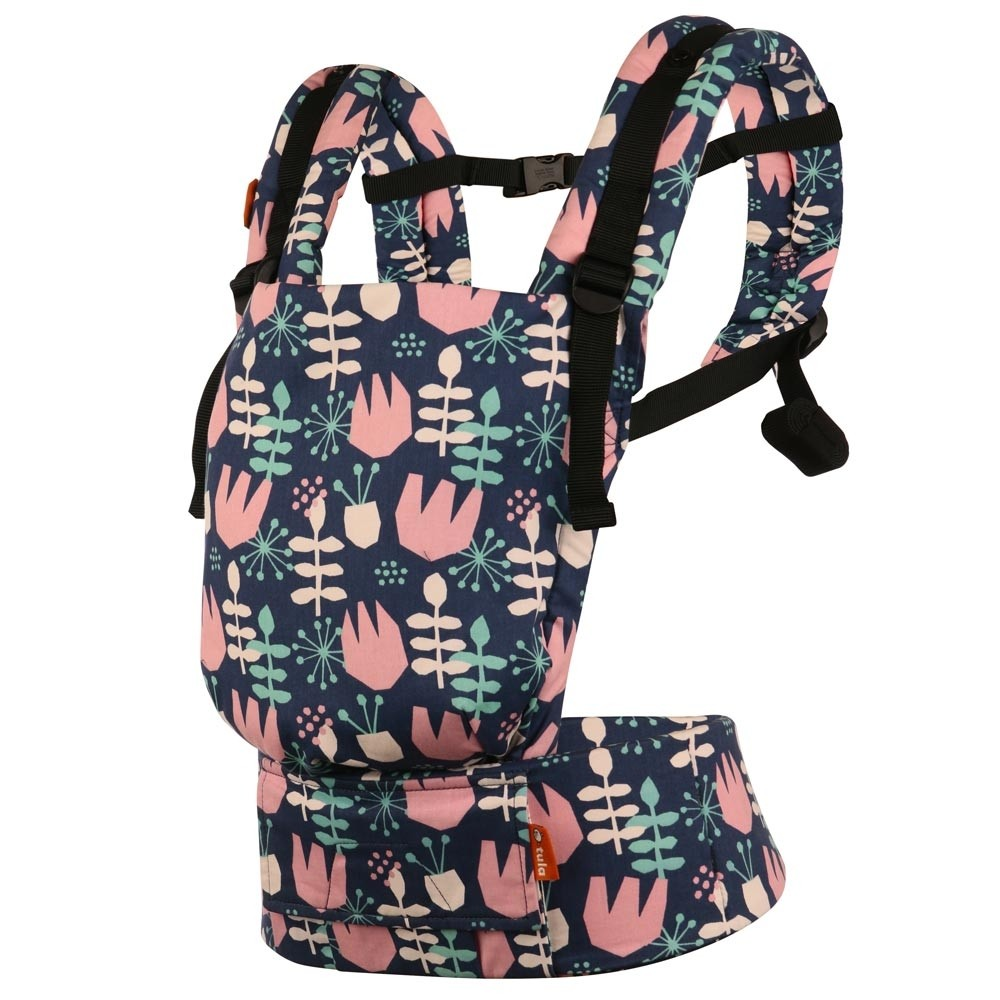 Infant Carrier Military Tula Standard Baby Carrier Twilight Tulip