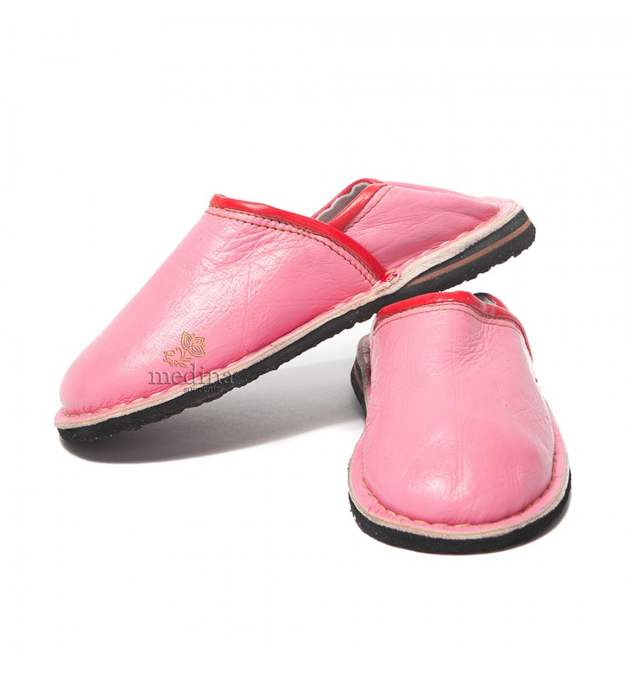 Farbe Rose Pantoffel Kind Touareg Gemischte Farbe Rose