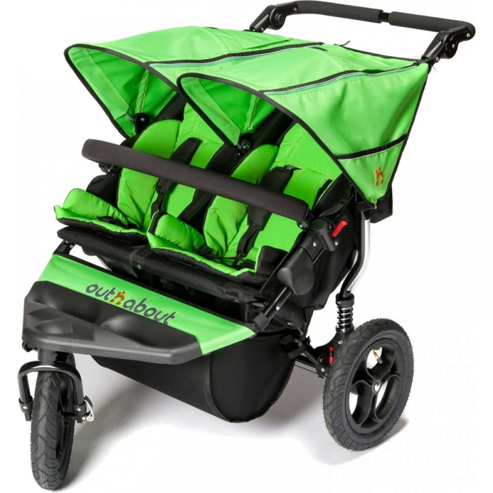 Best Pushchairs Independent Out N About Nipper Double V4 Buy Online The Baby Barn Uk
