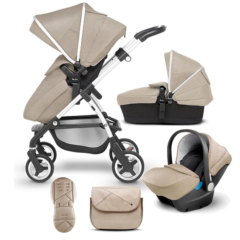 Silver Cross Pushchair Replacement Parts Silver Cross Wayfarer Bundle Buy Online The Baby Barn Uk