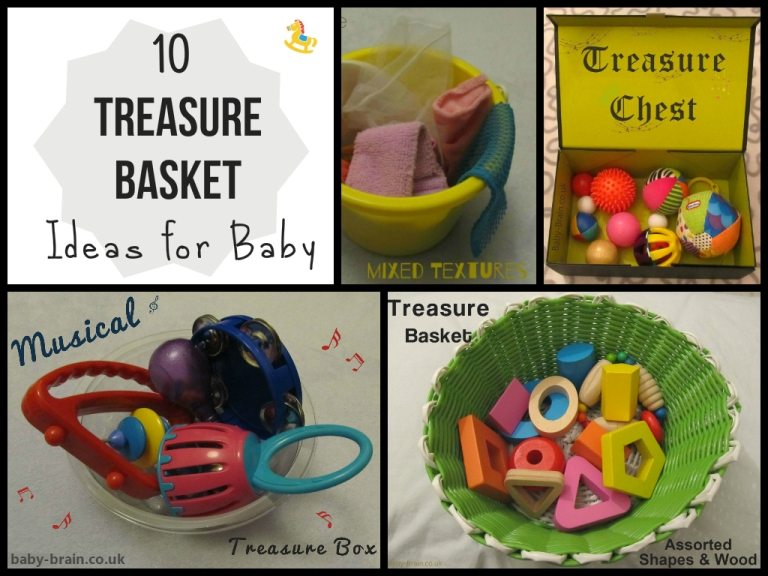 Treasure Basket Baby Brain