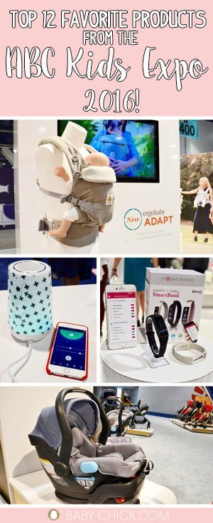 Infant Car Seat Direction My 12 Favorite Products From The Abc Kids Expo 2016