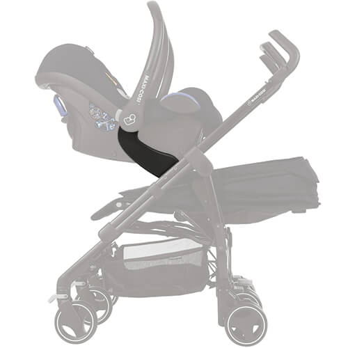 Stroller Cover Twin Maxi Cosi Adapter Set For Infant Carrier On Dana For2 Twin