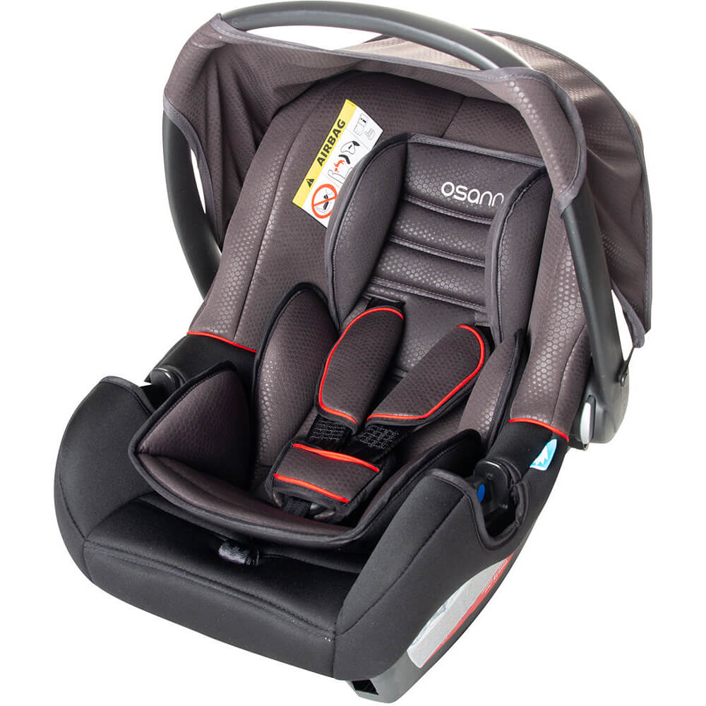Buggy Test Warentest Osann Beone Sp Infant Carrier Group To 13 Kg Noir