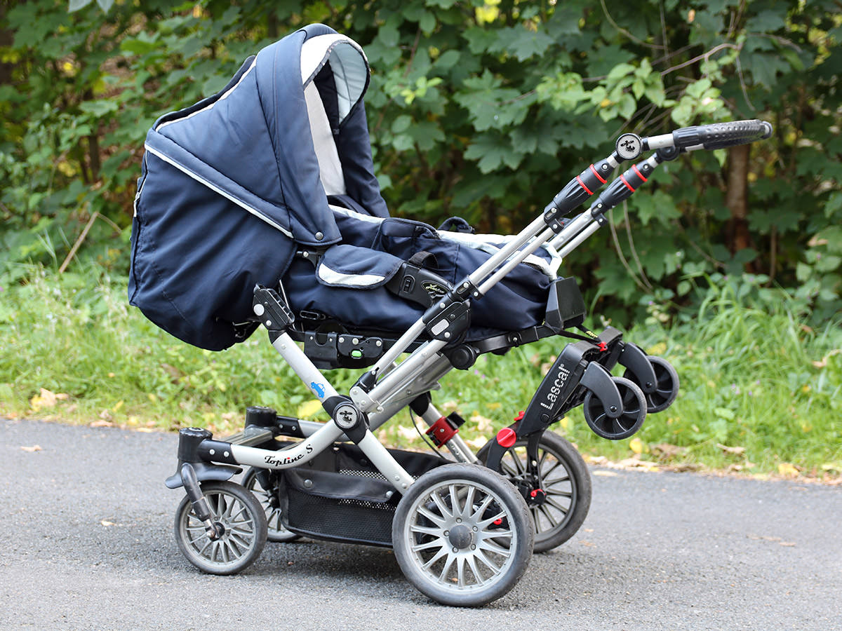 Buggy Board Hartan Topline S Montage ᐅ Buggy Board Kiddy Board Für Kinderwagen Im Test 2016