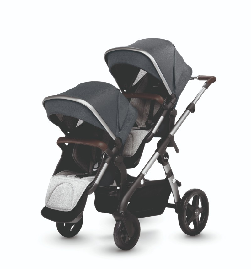 Buggy Pushchair Coffee Silver Cross Wave Pushchair Review Baby Magazine