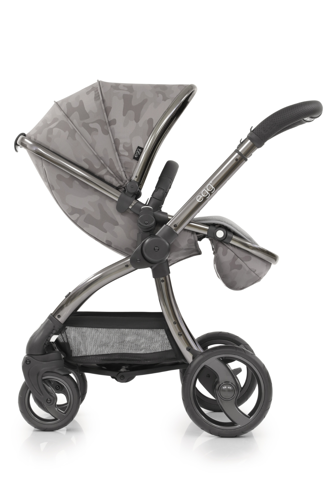 Egg Stroller For Twins Egg Stroller Special Edition With Fleece Liner Camo Grey