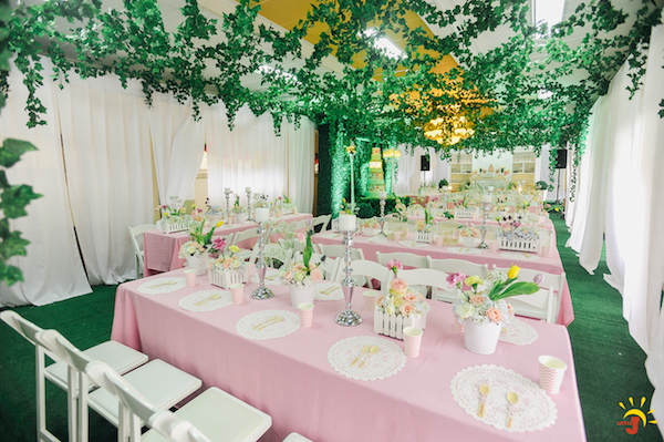 Lush Green Garden Party Philippines Mommy Family Blog