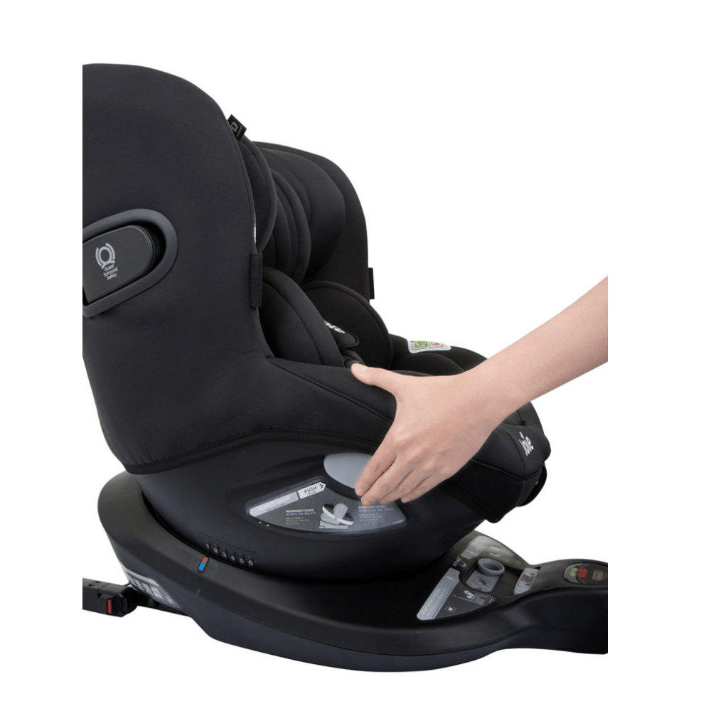 Joie 360 Isofix Installation Joie I Spin 360 I Size Car Seat Coal Plus Accessories