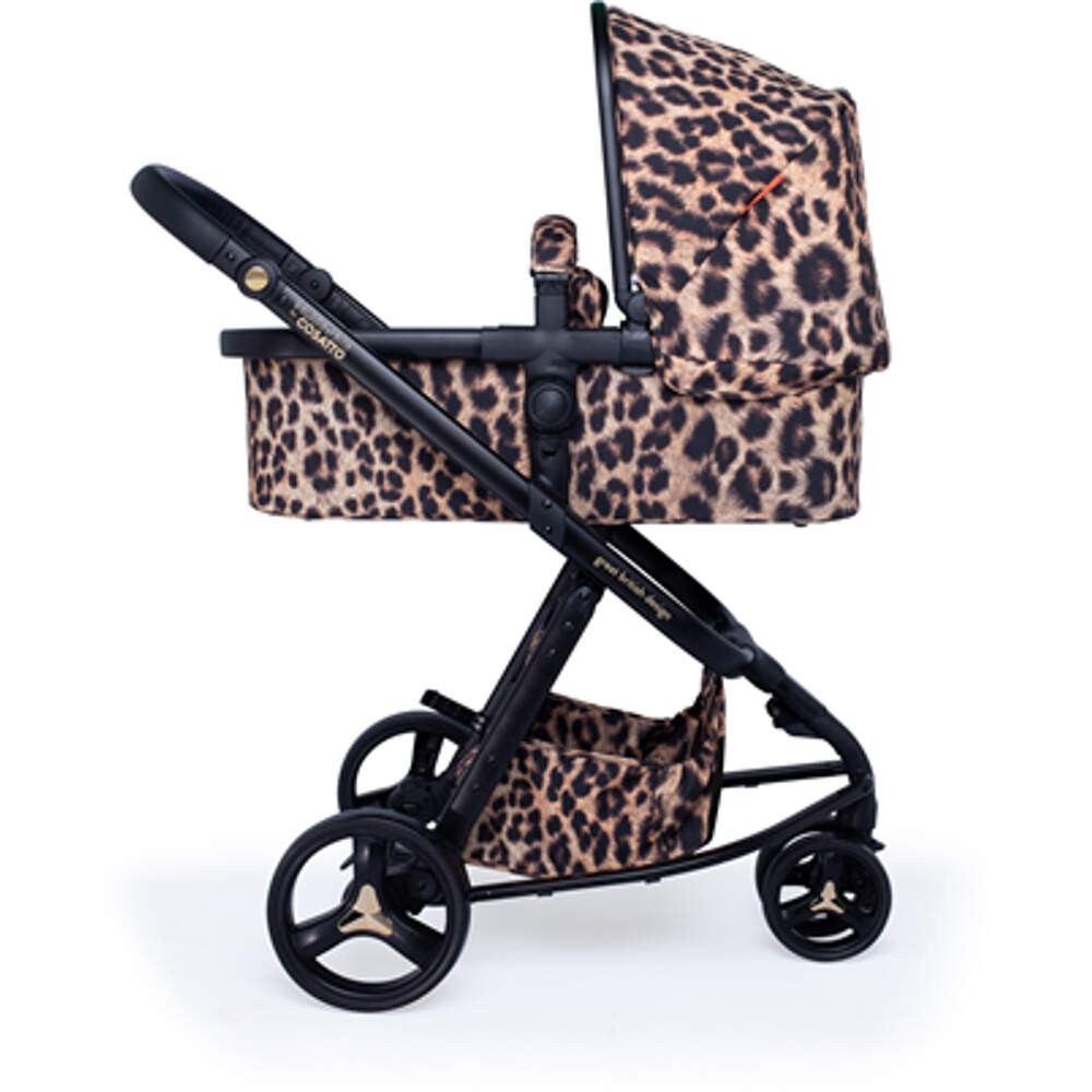 3 Wheel Baby Prams Cosatto Giggle 3 Special Edition Pram And Pushchair Hear Us Roar