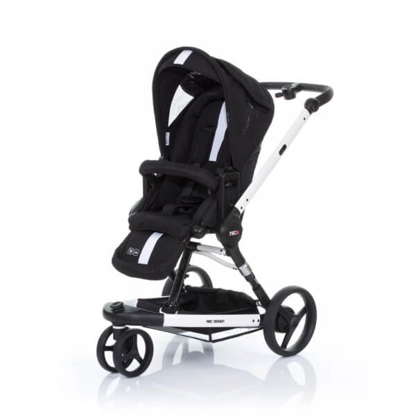 Abc Design Kinderwagen 3 Tec 3 In 1 Phantom Abc Design 3tec Plus Kinderwagen Babyartikelcheck