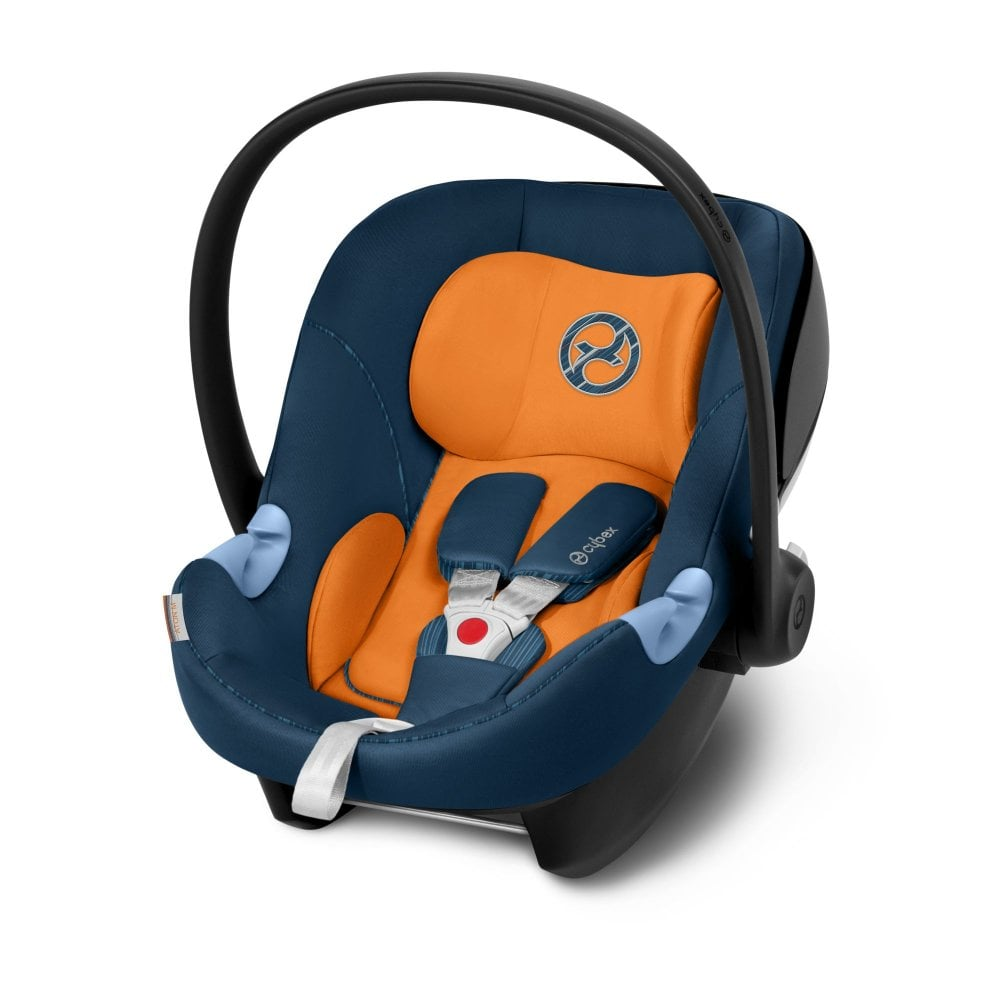 Baby Car Seat Uk Cybex Cybex Aton M Baby Car Seat 2019 Tropical Blue