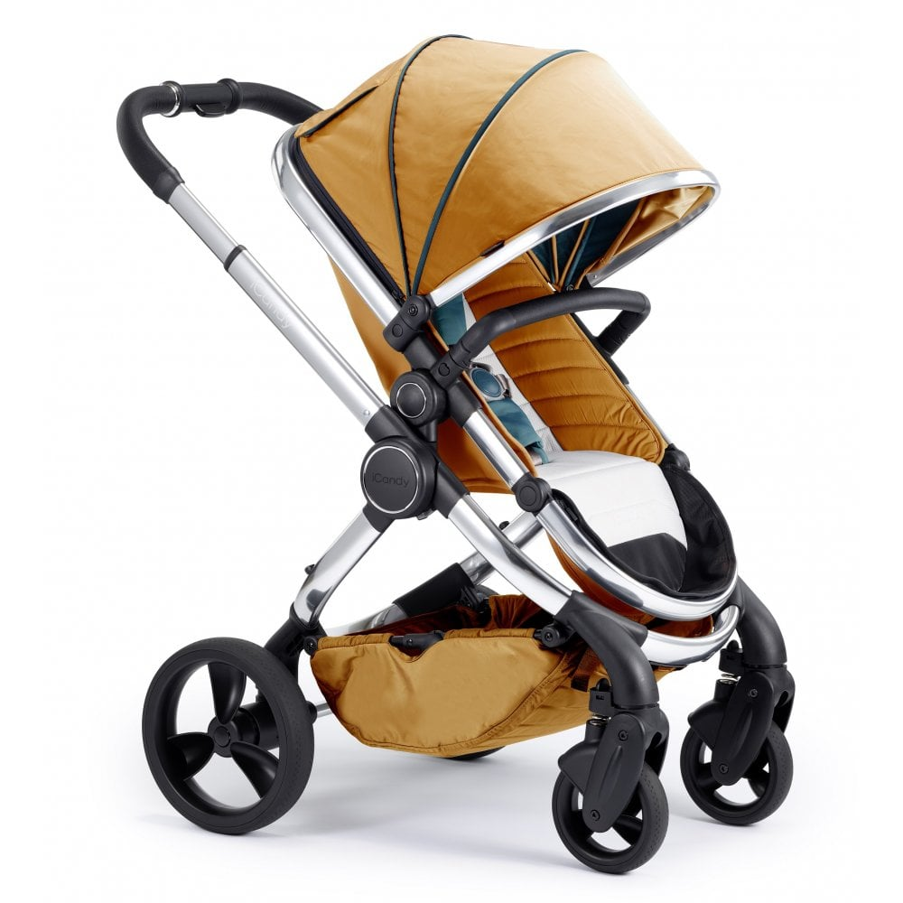 Joie Buggy Chrome Test Icandy Icandy Peach Pram And Pushchair Chrome Nectar
