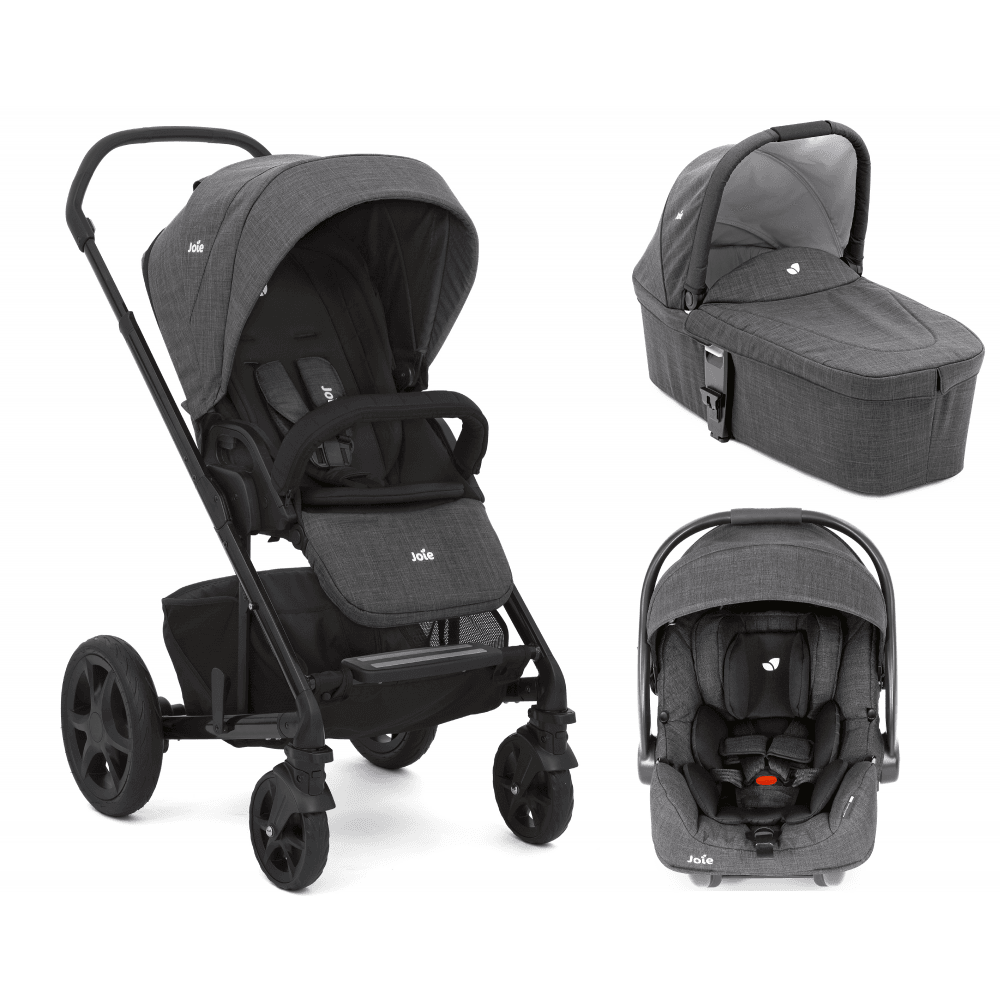 Joie Buggy Chrome Test Joie Joie Chrome Dlx Travel System Pavement