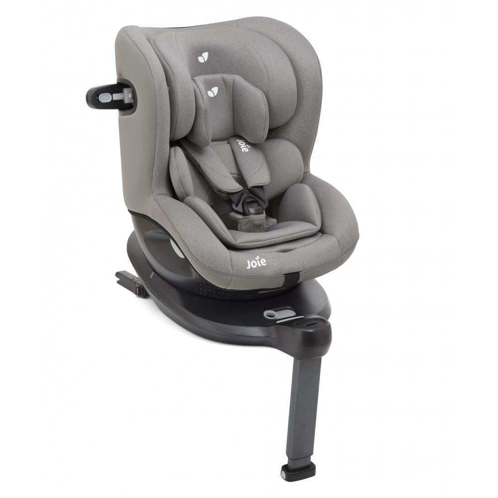 Joie 360 Isofix Installation Joie I Spin 360 Car Seat 2019 Grey Flannel From