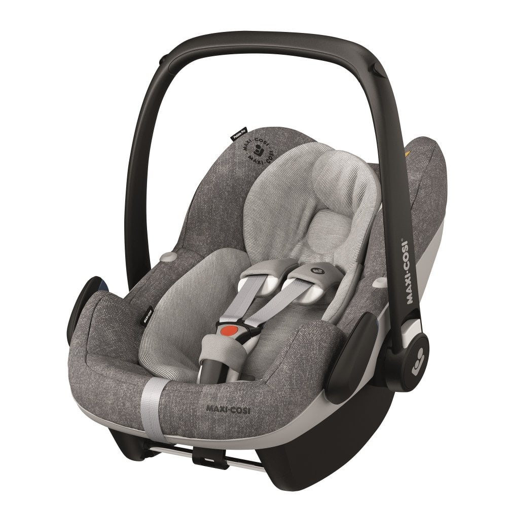 Baby Car Seat Uk Maxi Cosi Maxi Cosi Pebble Pro Baby Car Seat Nomad Grey