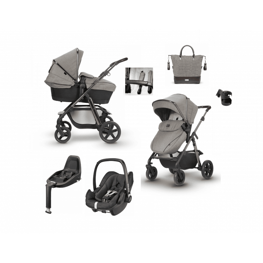 Silver Cross Brompton Pushchair Silver Cross Pioneer Special Edition Maxi Cosi Bundle