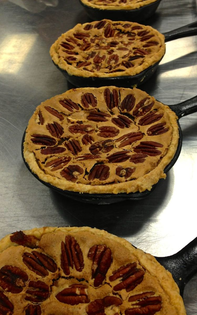 Sweet Potato Pecan Pie from Chef Matt Gordon