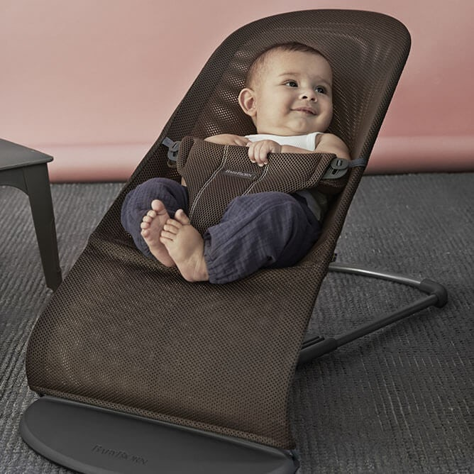 Newborn Bouncer Seat Bouncer Bliss – Cosy For Newborn Babies BabybjÖrn