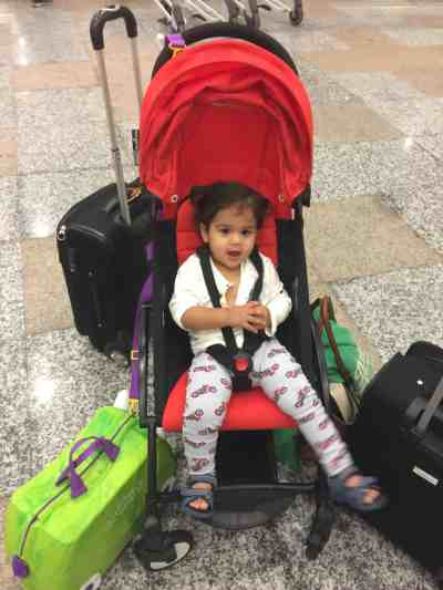 Singapore & Bali with a Toddler … The Flights!