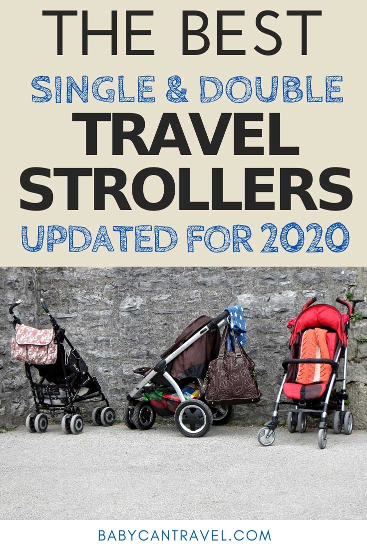 Double Buggy On Flight Best Travel Strollers For 2020 Baby Can Travel