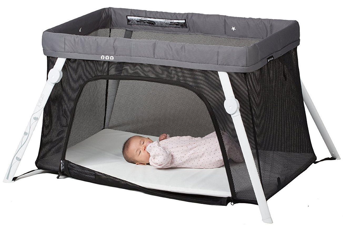 Baby Cot United Airlines The Best Portable Baby Bed For Travel Baby Can Travel