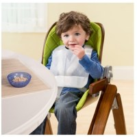 Summer Infant Bentwood High Chair Baby-Time