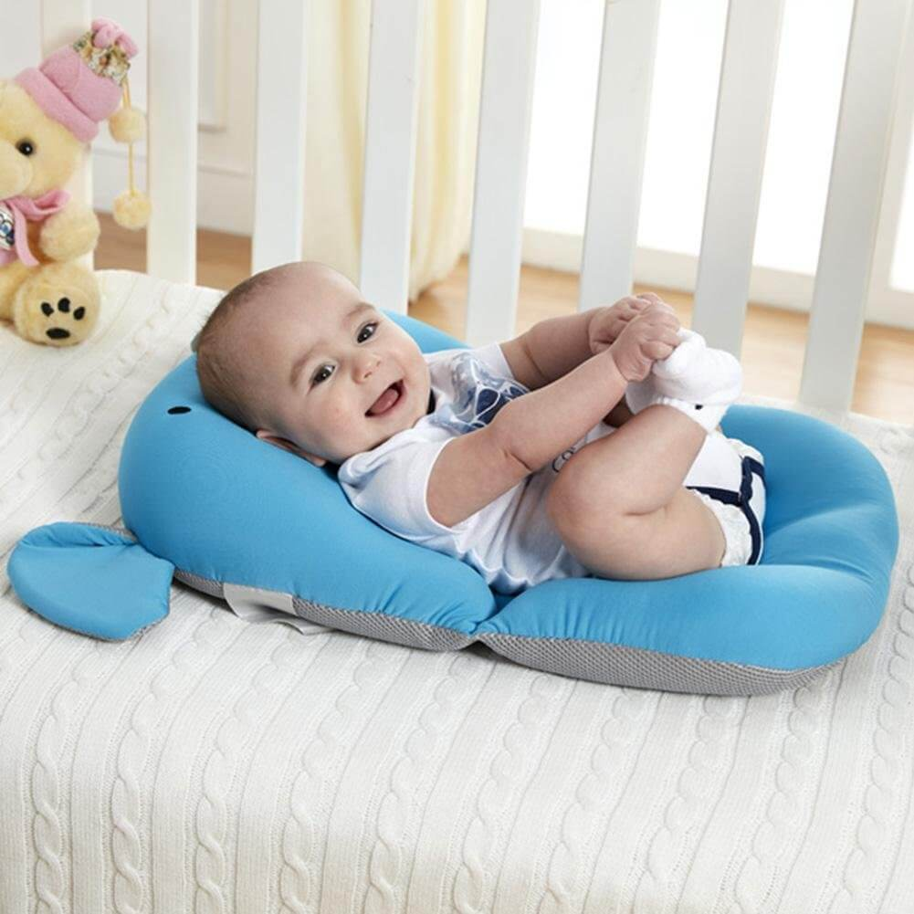 Infant Bath Time Products Babydoddle Floating Bath Cushion