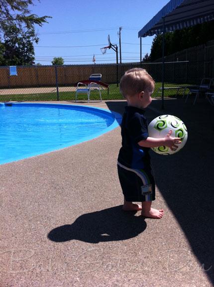 pool ball Wordless Wednesday: Summer Fun