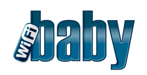 wifibabylogowhite1 300x153 A Geeks Dream Baby Monitor: WiFi Baby 3G