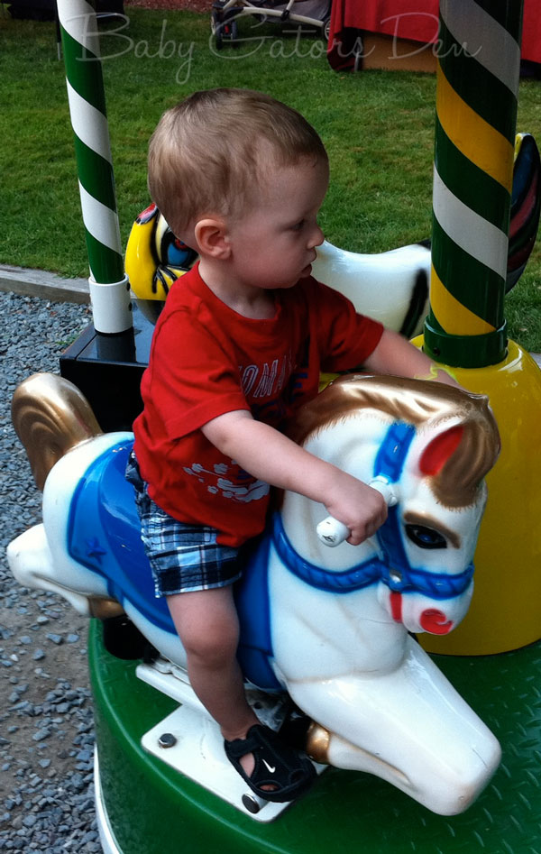 riding Wordless Wednesday: Capron Park Zoo