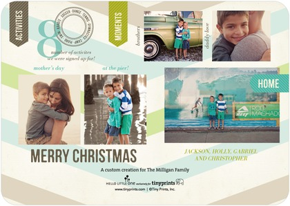 1 1 Tiny Prints Holiday Card Time {Giveaway)