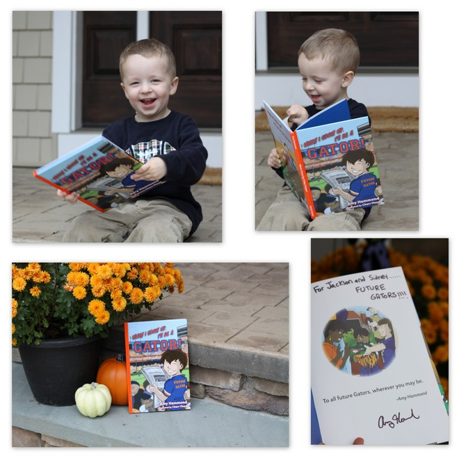 gator book When I Grow Up, Ill Be a Gator! {Review & Giveaway)