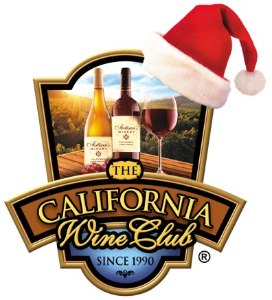 CWC LOGO ARTISAN Xmas CLEAN California Wine Club: perfect gift for the holidays