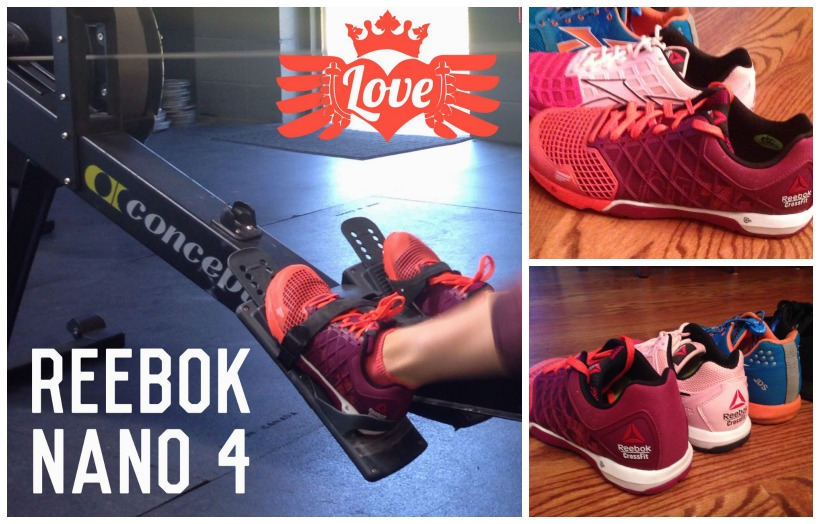 Ready for anything with Reebok CrossFit Nano 4.0: Review & Giveaway