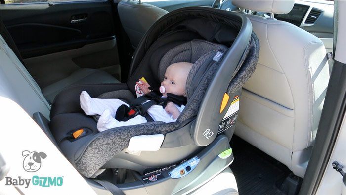 Safely Rear Facing Until Age 2 With The New Chicco Fit2
