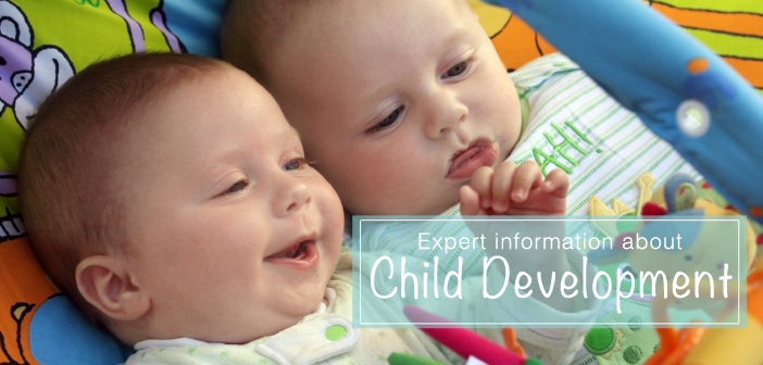 Expert information about child development