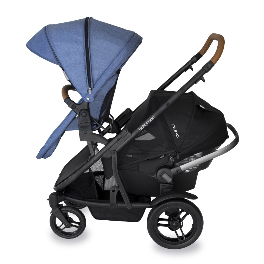 Double Pram Australia Reviews Doppio Inline Stroller
