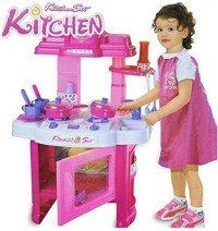 Why Kitchen Sets Toy Are Important For Little Girls