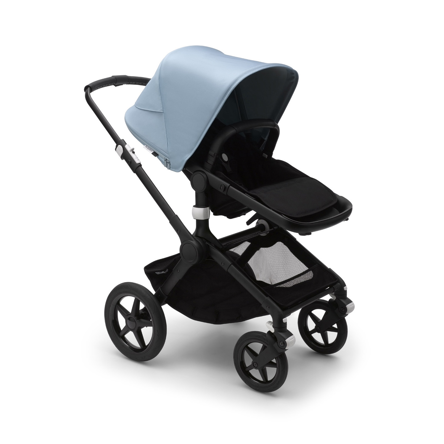 Mima Stroller Grey Bugaboo Fox 2 Stroller With Black Chassis Babyland