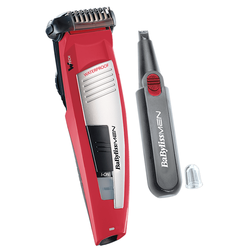 Baard Trimmer Baardtrimmer - 3-in-1 Trimmer Set E849pe Van Babyliss For Men