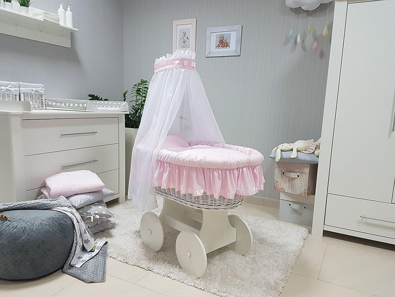 Bettwäsche komplett set babybett mit 14 tlg komplett set