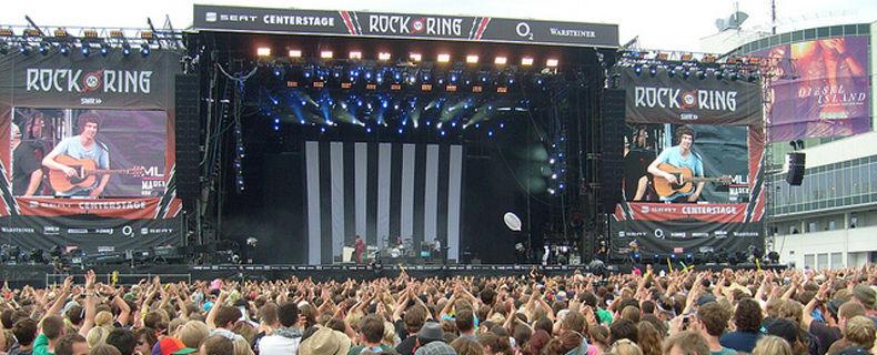 DER RING - Grune Holle Rock3