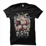 BABYMETAL US盤(北アメリカ)1stアルバムのTシャツがかっこよすぎる!海外の反応