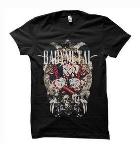 BABYMETAL US盤Tシャツセット