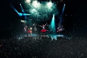 babymetal live in londonb