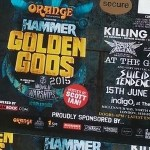 BABYMETAL出演 Metal Hammer Golden Gods Awards生中継!periscope.tvで配信中!