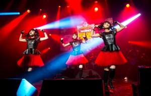 babymetal MetalHammer GoldenGods Awards受賞2
